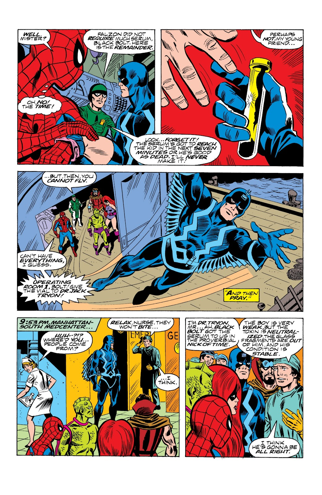 Read online Marvel Masterworks: The Spectacular Spider-Man comic -  Issue # TPB (Part 2) - 90