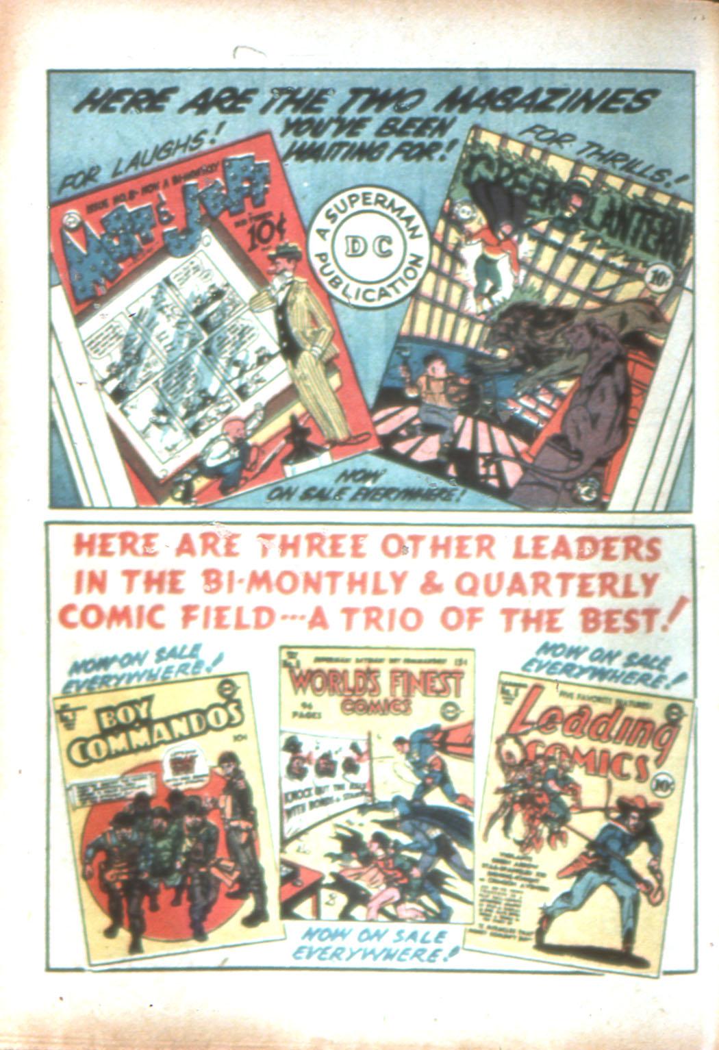 Read online Sensation (Mystery) Comics comic -  Issue #16 - 38