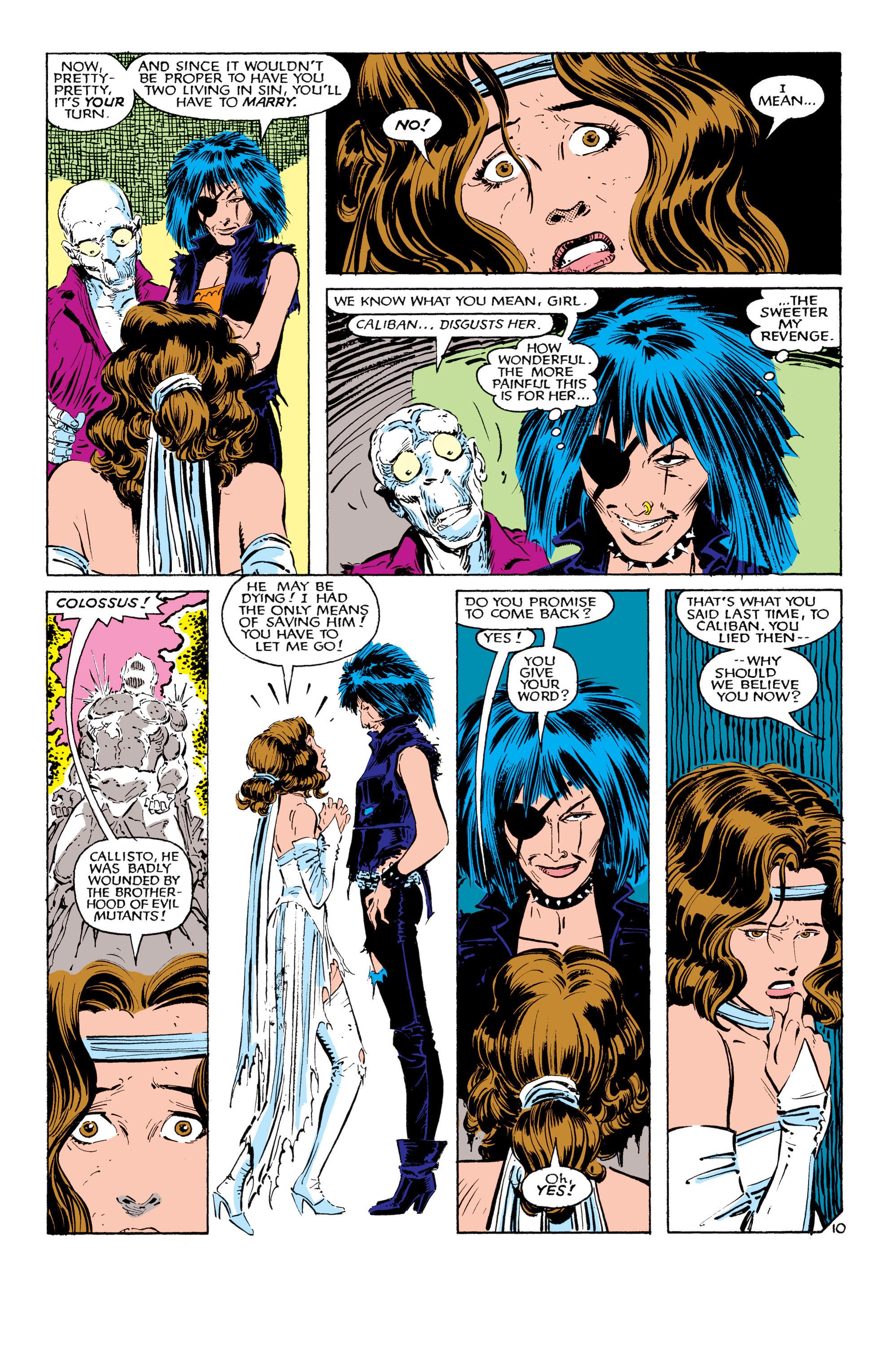 Read online Uncanny X-Men (1963) comic -  Issue #179 - 11