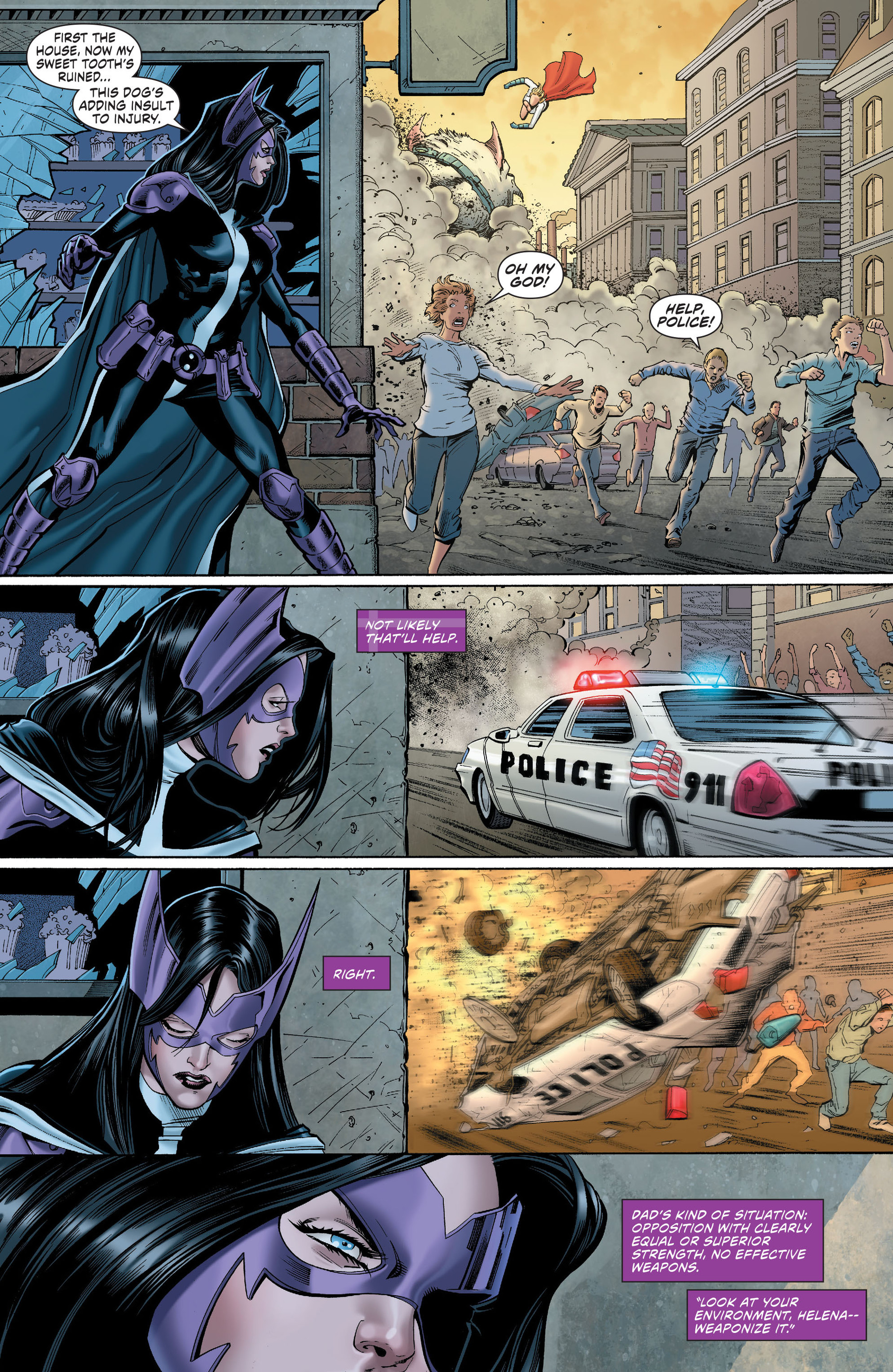 Read online Worlds' Finest comic -  Issue #13 - 17