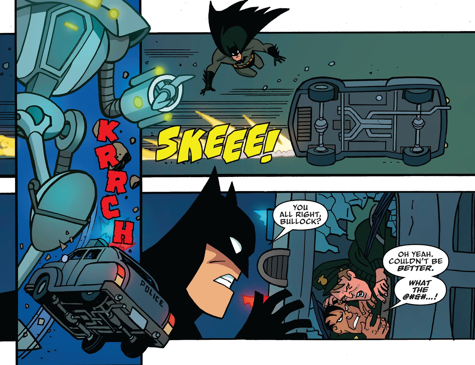 Batman: The Adventures Continue issue 1 - Page 8