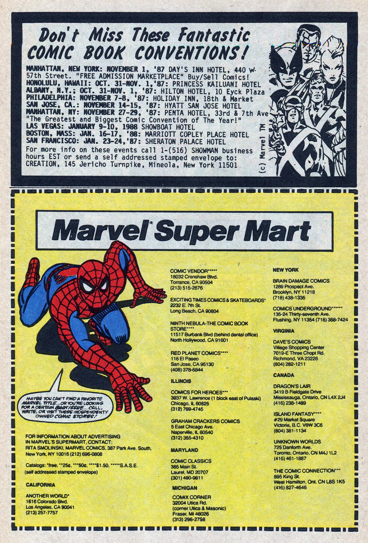 Read online Alpha Flight (1983) comic -  Issue #55 - 29