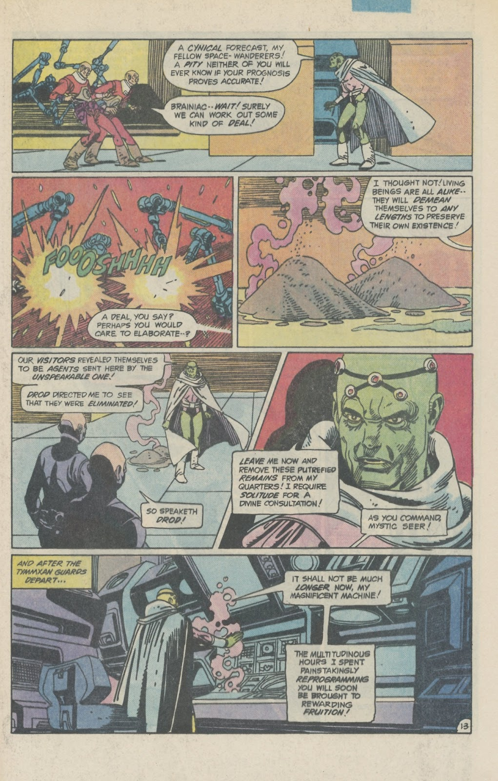 Read online Superman Special (1983) comic -  Issue #2 - 16
