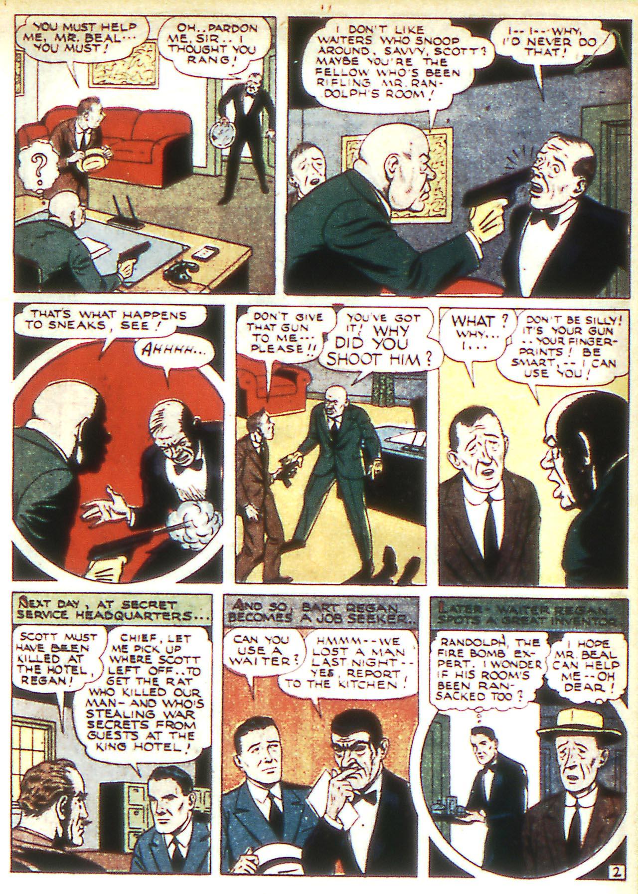 Read online Detective Comics (1937) comic -  Issue #81 - 33