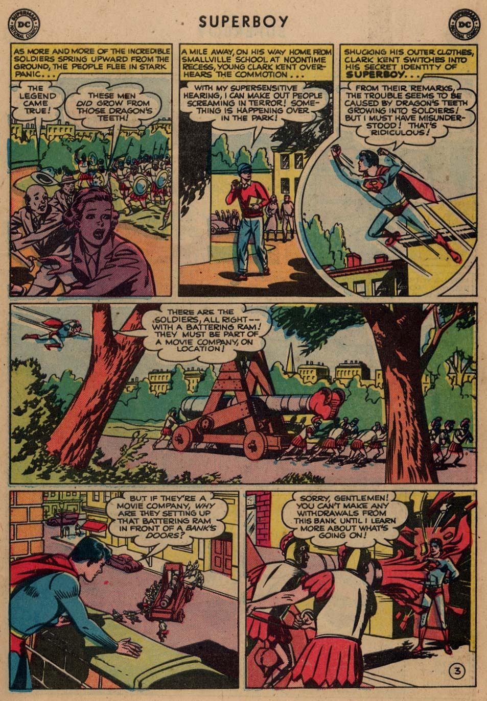 Superboy (1949) issue 20 - Page 30