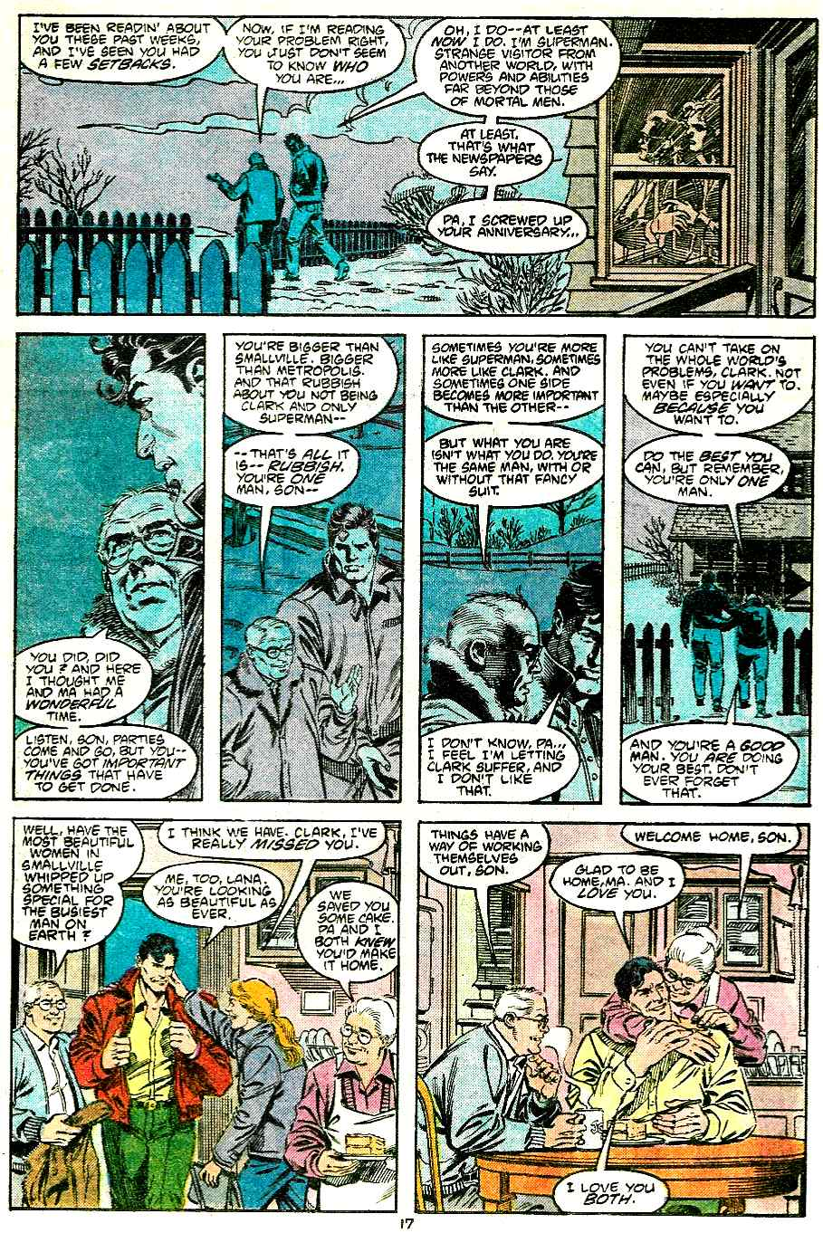 Adventures of Superman (1987) 430 Page 17