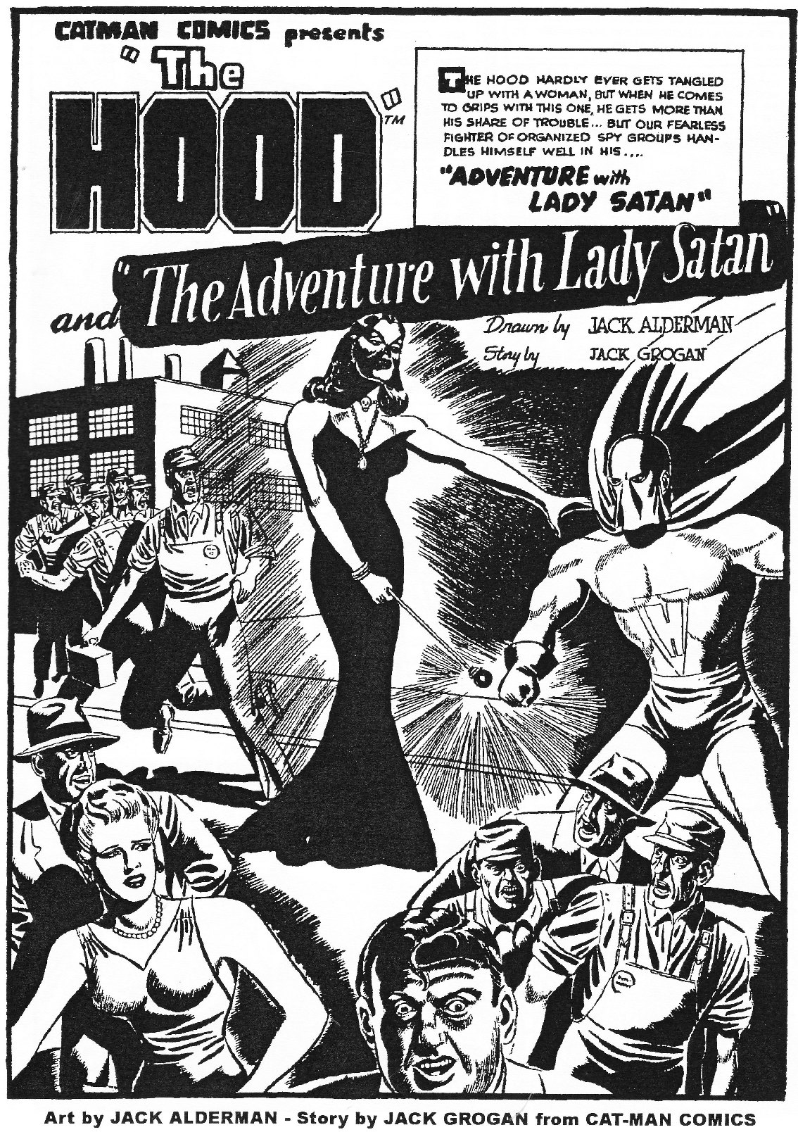 Read online Men of Mystery Comics comic -  Issue #84 - 191