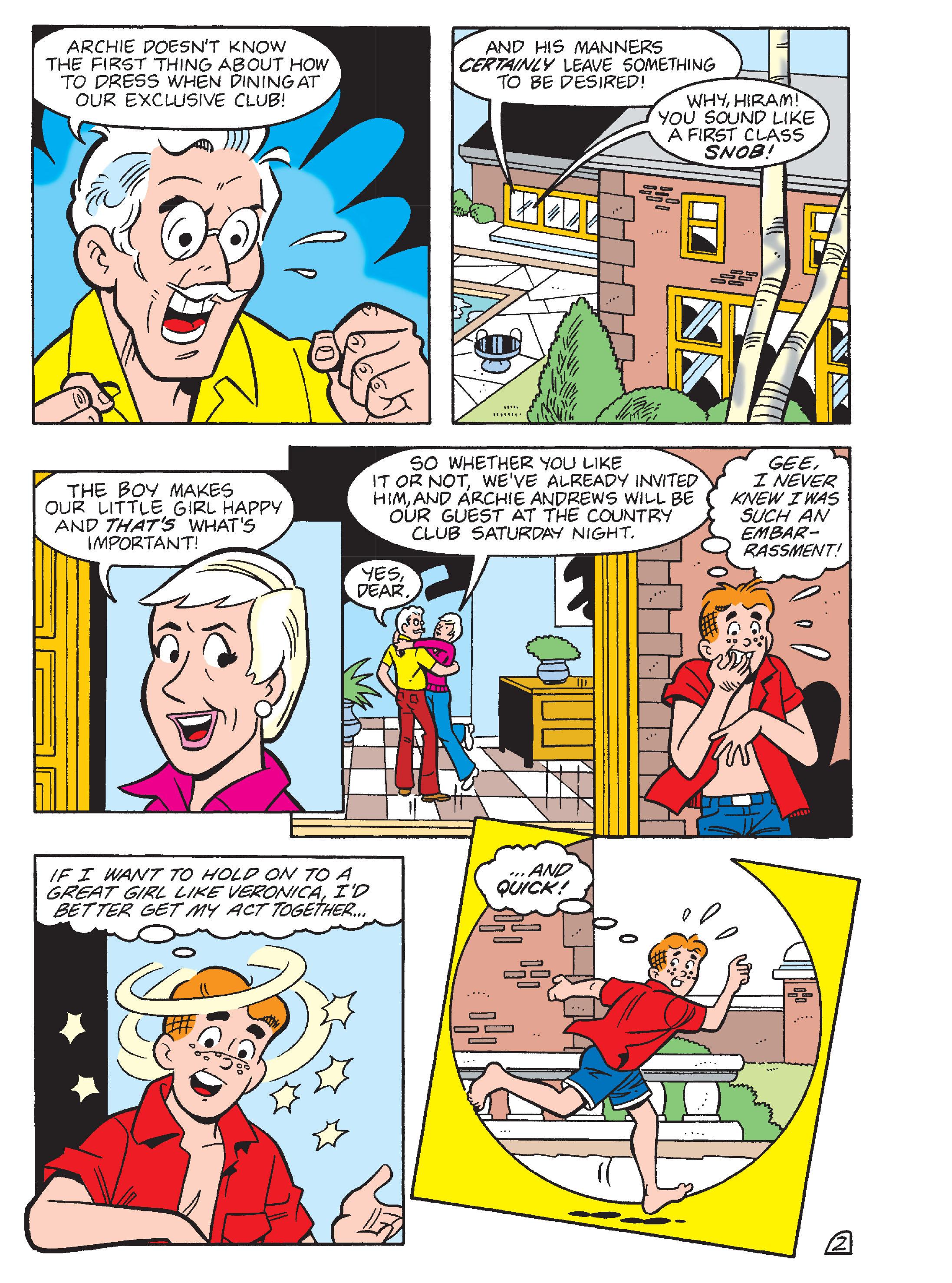 Read online Archie 1000 Page Comics Bonanza comic -  Issue #1 (Part 1) - 4
