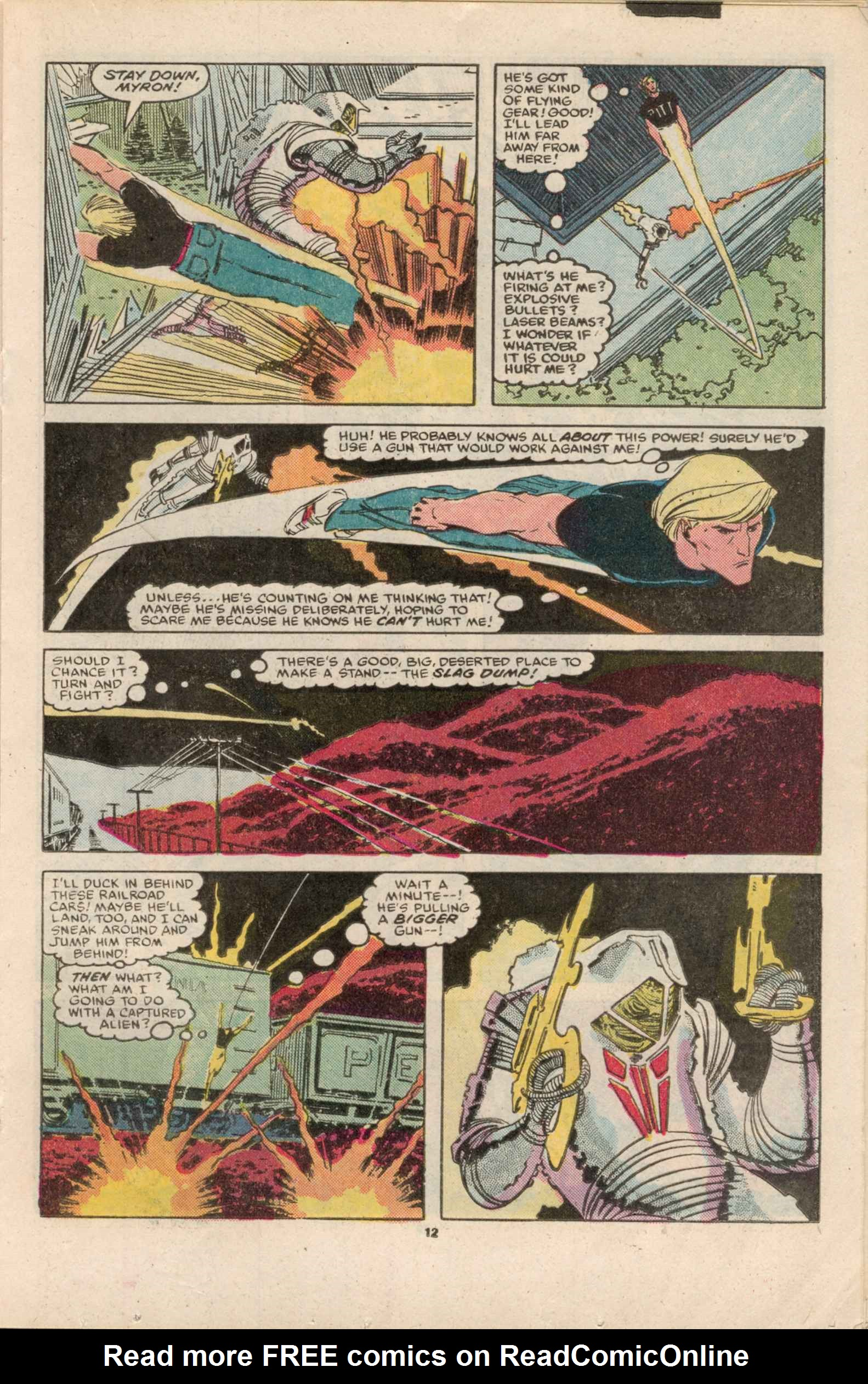 Read online Star Brand comic -  Issue #1 - 13