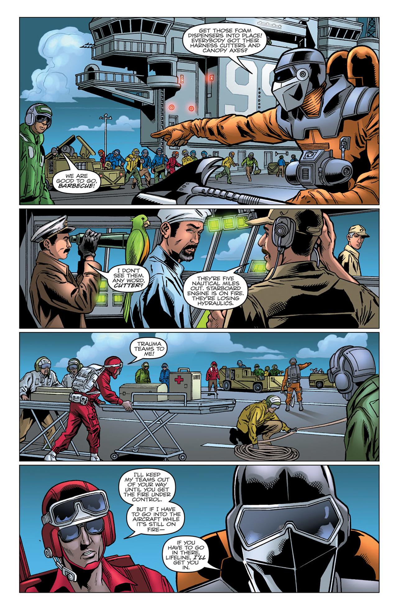 G.I. Joe: A Real American Hero 172 Page 19