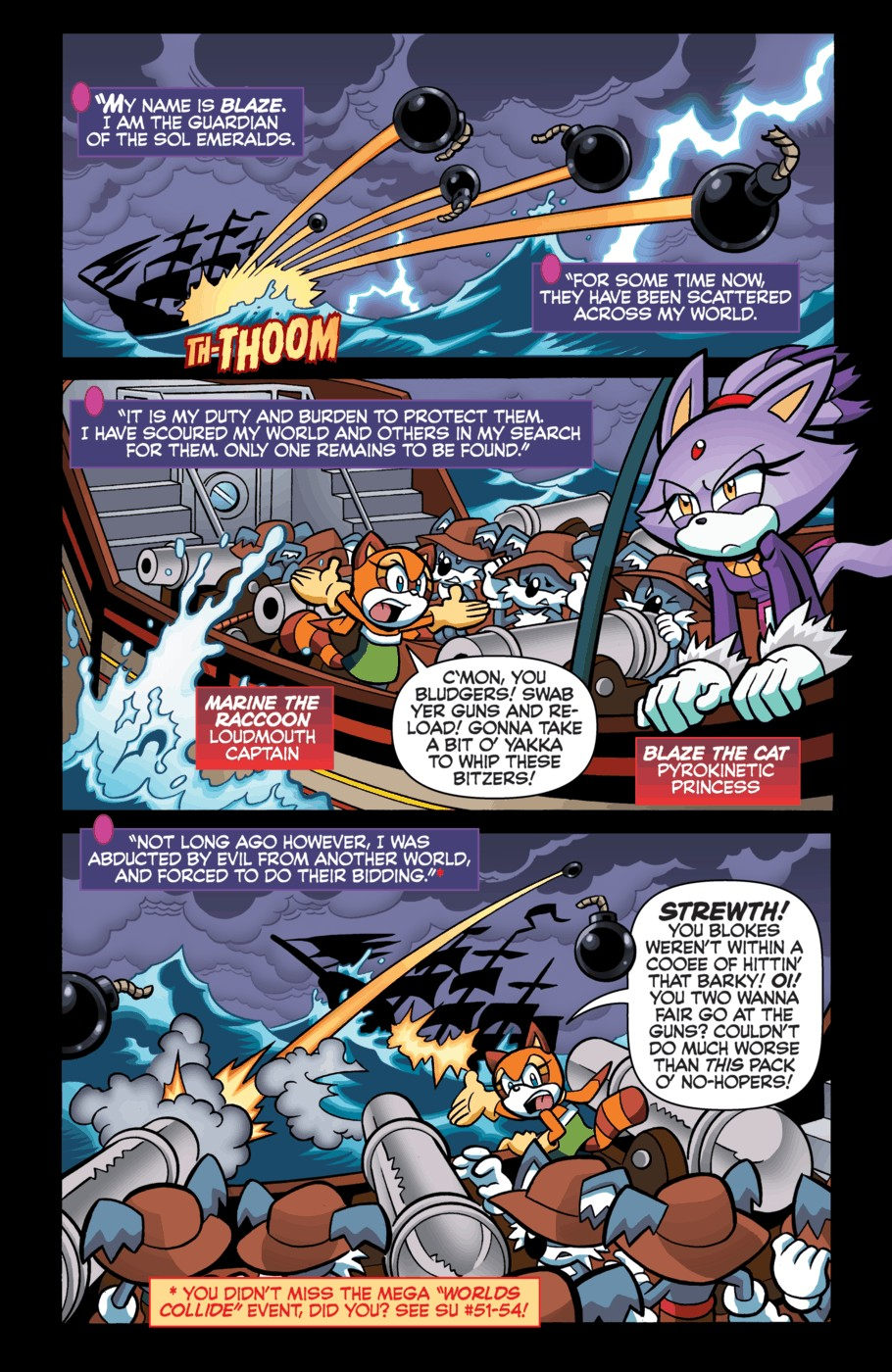 Read online Sonic Universe comic -  Issue #55 - 3