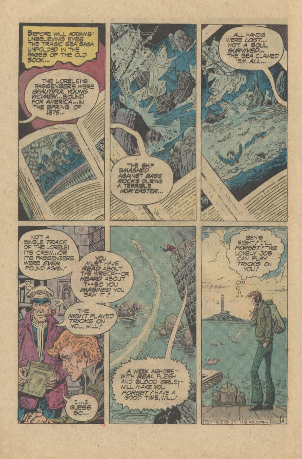 Weird Mystery Tales issue 19 - Page 18
