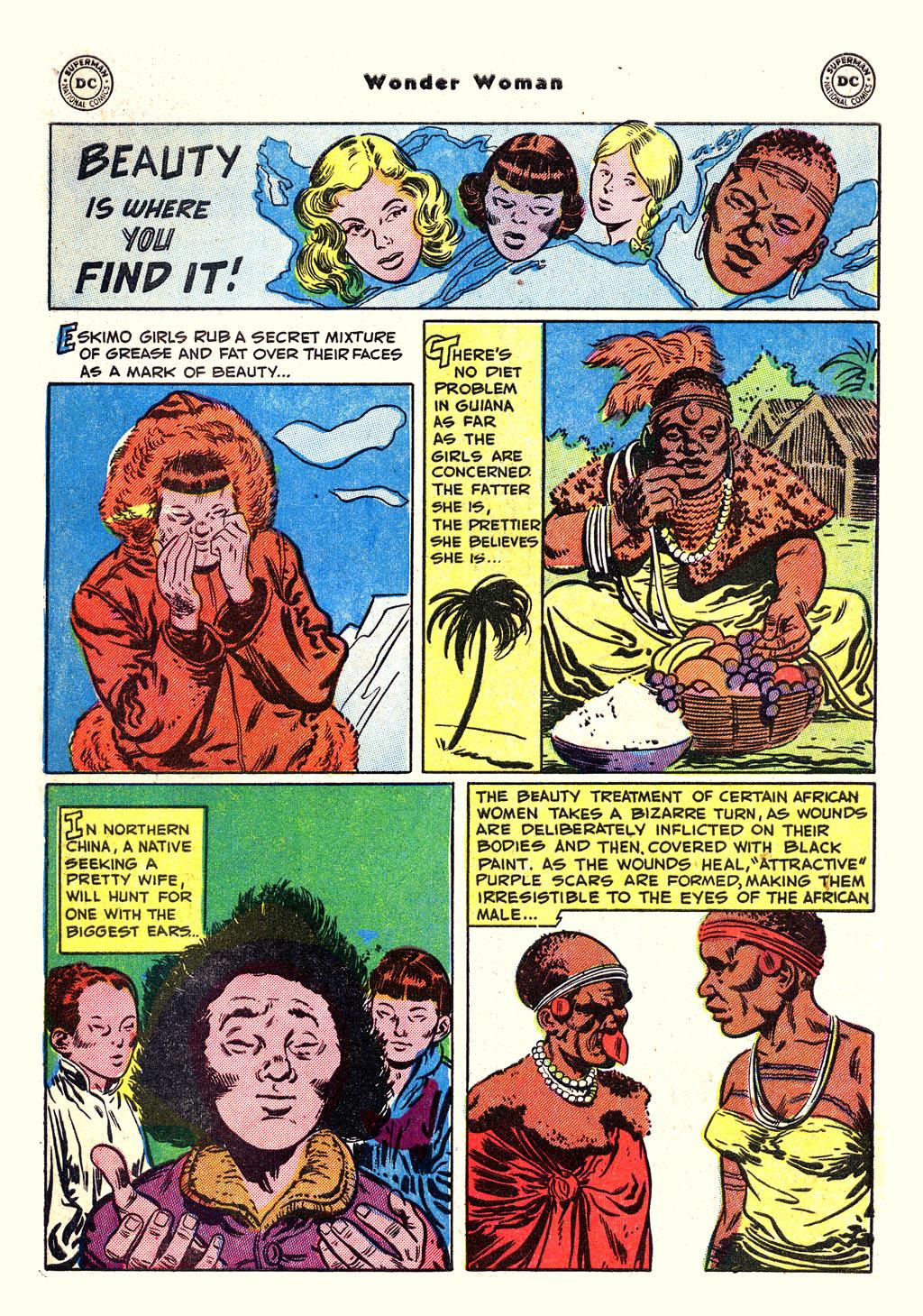 Read online Wonder Woman (1942) comic -  Issue #54 - 42