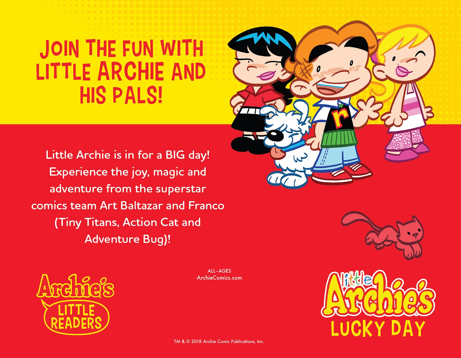 Read online Little Archie's Lucky Day comic -  Issue # Full - 32