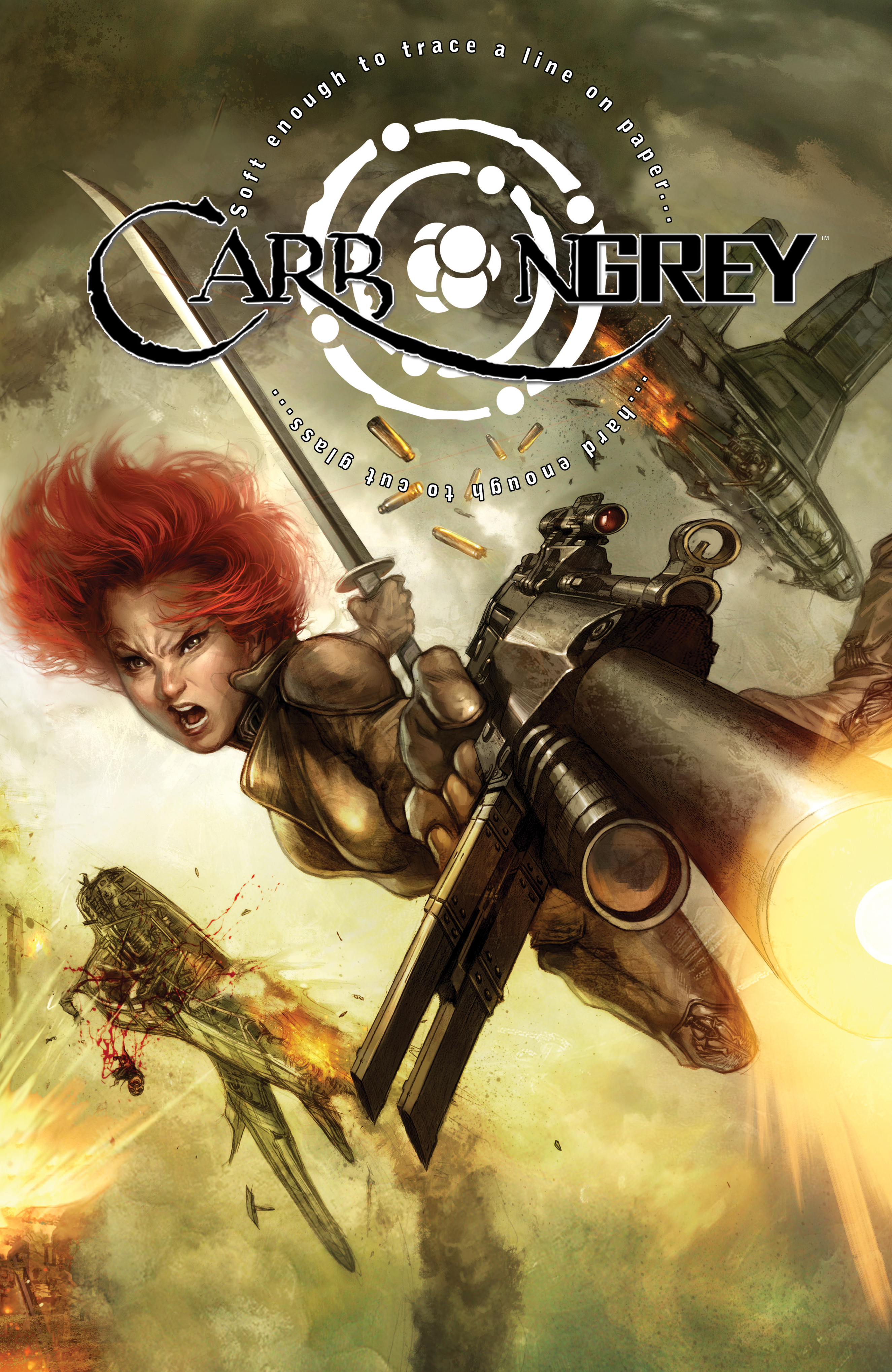 Read online Carbon Grey Omnibus comic -  Issue # Part 1 - 1