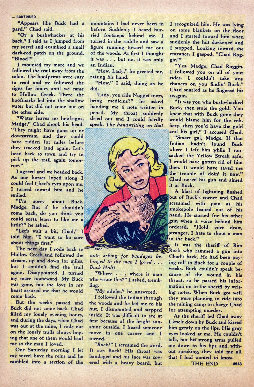 Read online Nellie The Nurse (1945) comic -  Issue #25 - 18