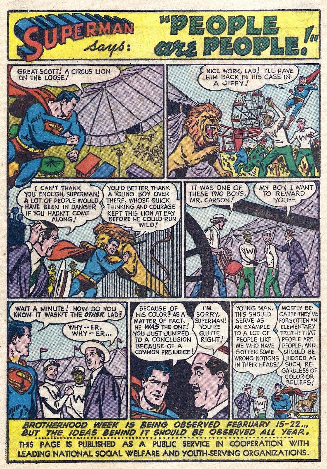 Comic Cavalcade issue 56 - Page 62