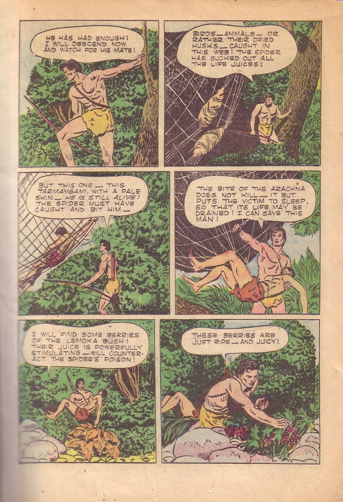 Tarzan (1948) issue 50 - Page 9
