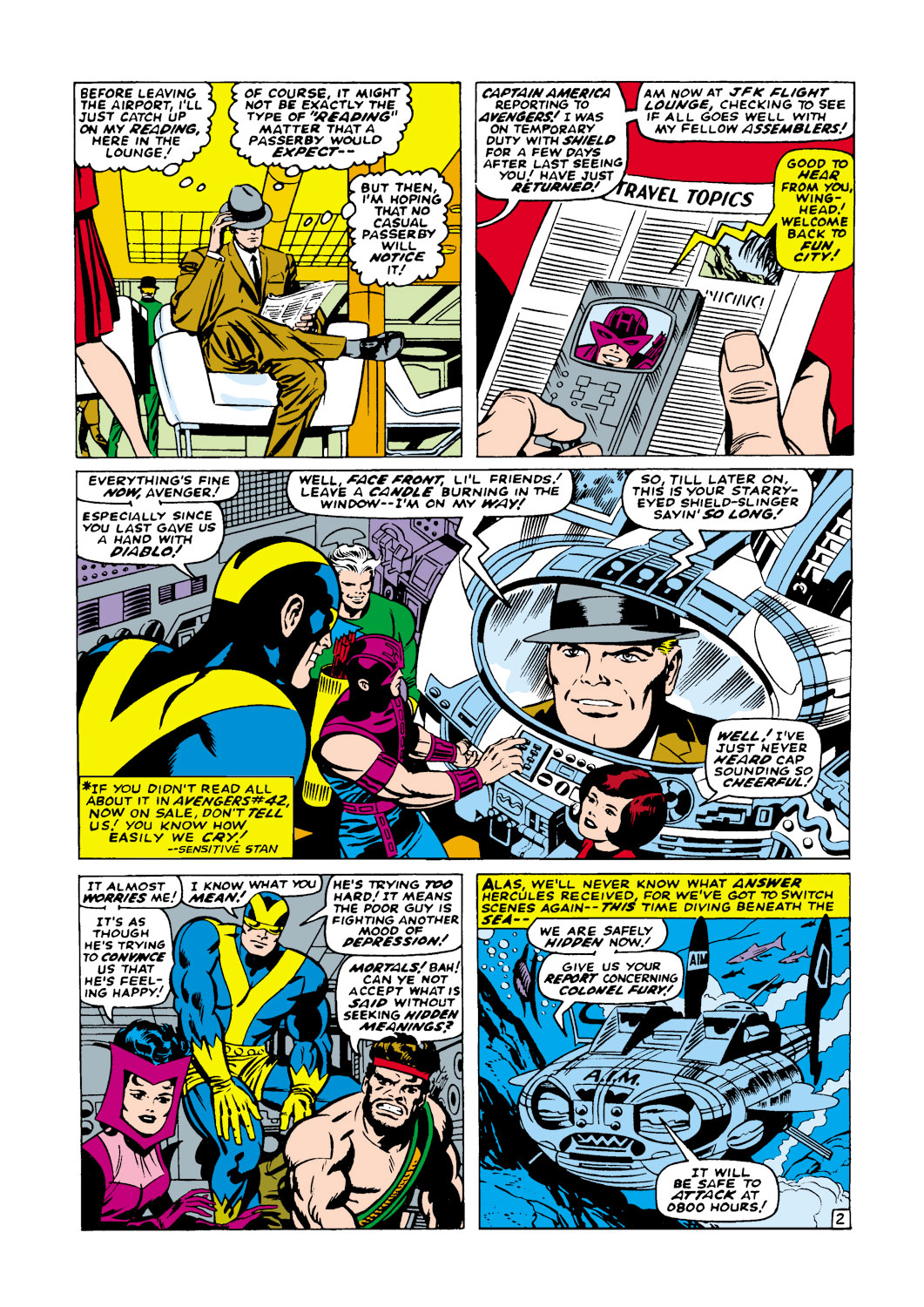 Tales of Suspense (1959) issue 92 - Page 15