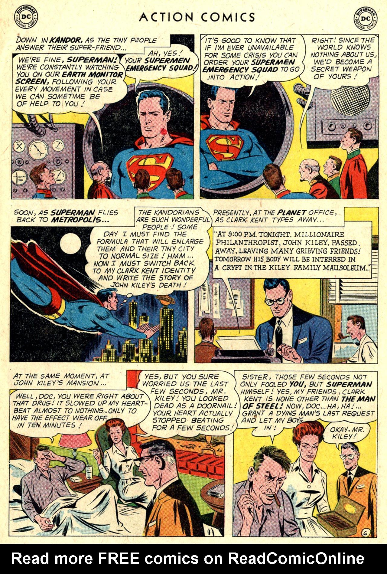 Action Comics (1938) 276 Page 7