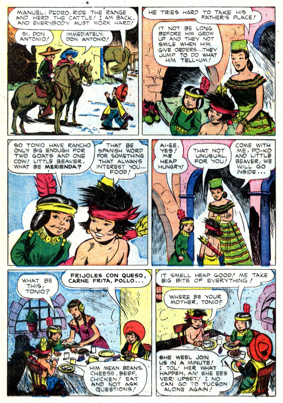 Four Color Comics issue 332 - Page 12