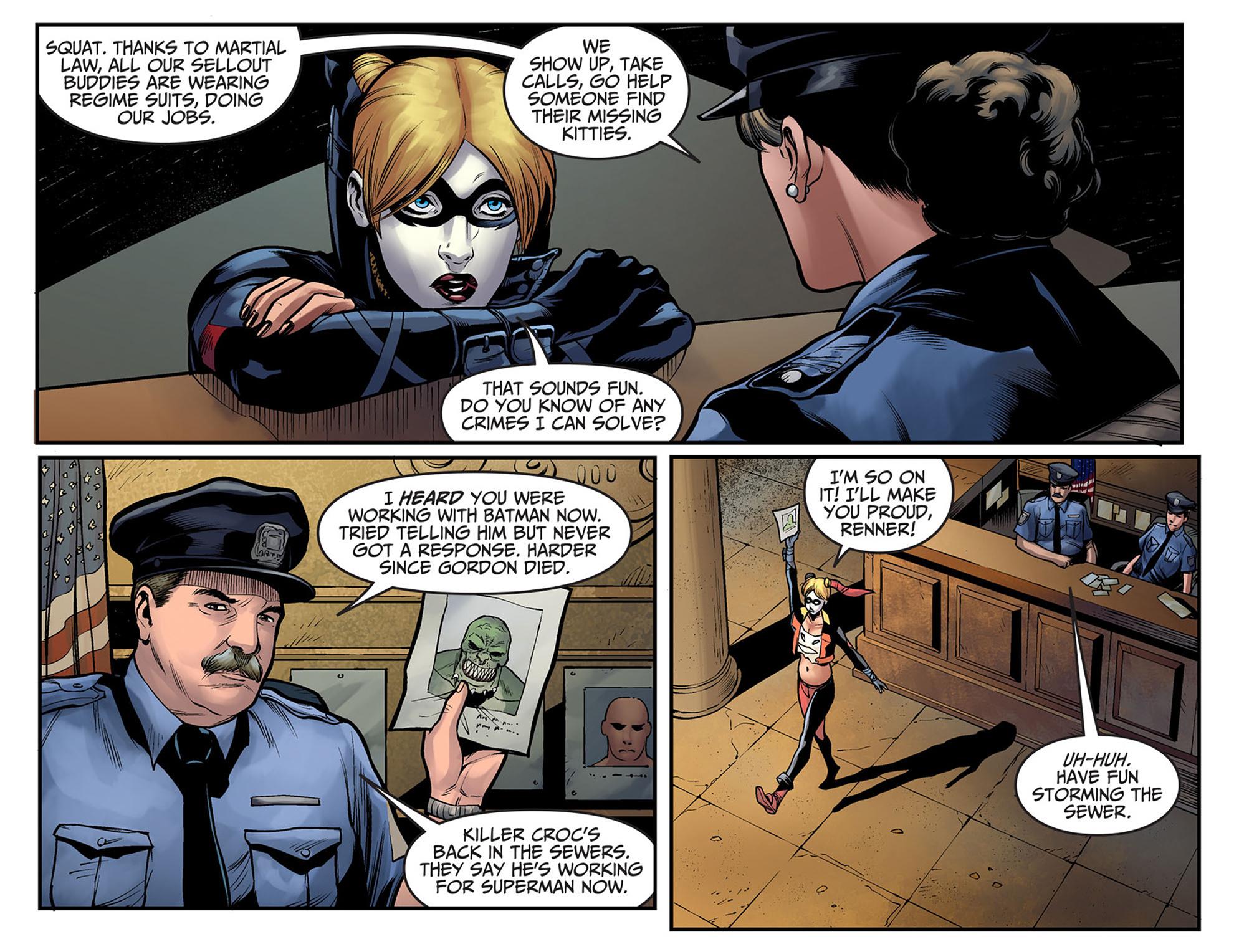Read online Injustice: Ground Zero comic -  Issue #7 - 15