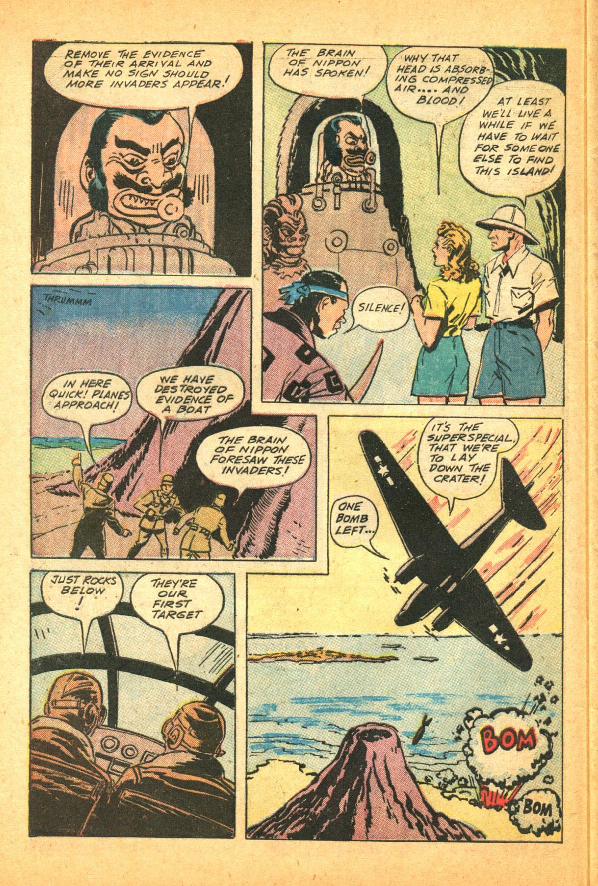 Read online Shadow Comics comic -  Issue #38 - 12