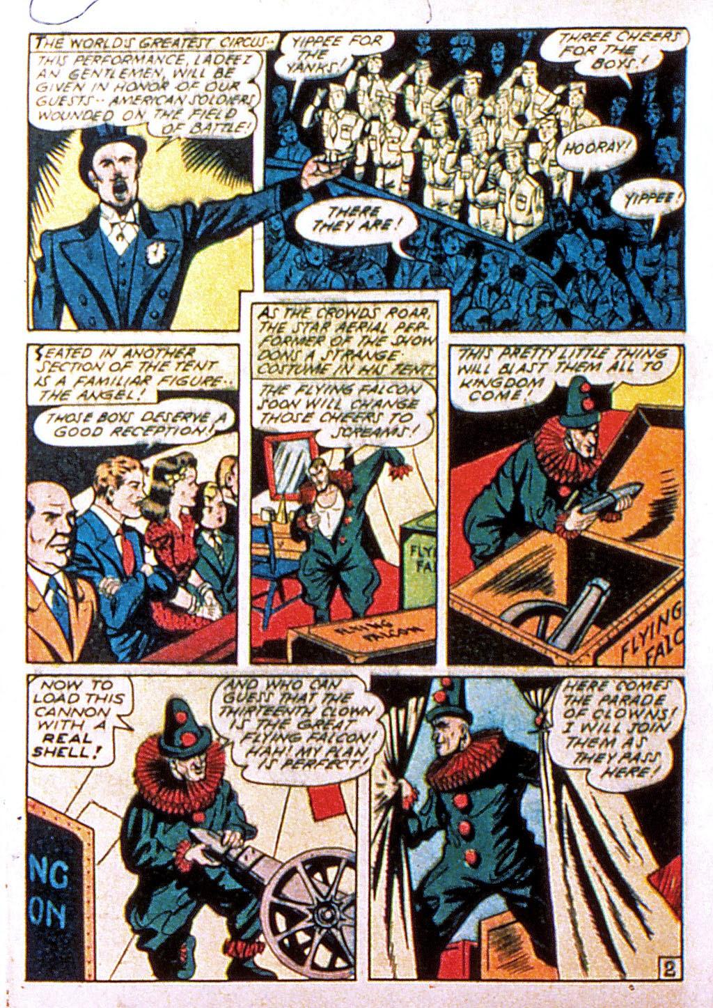 Read online Mystic Comics (1944) comic -  Issue #1 - 4