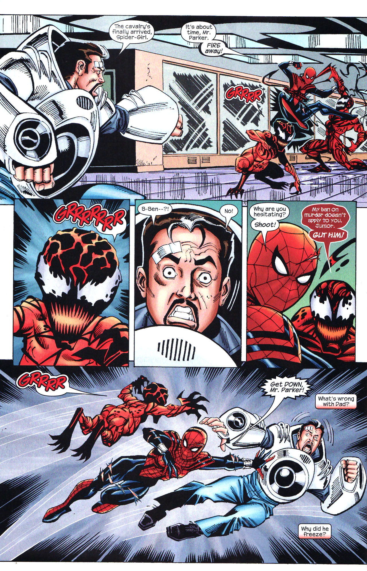 Read online Amazing Spider-Girl comic -  Issue #12 - 18