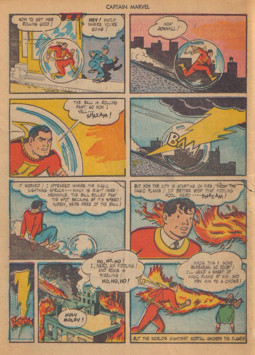 Captain Marvel Adventures issue 64 - Page 24