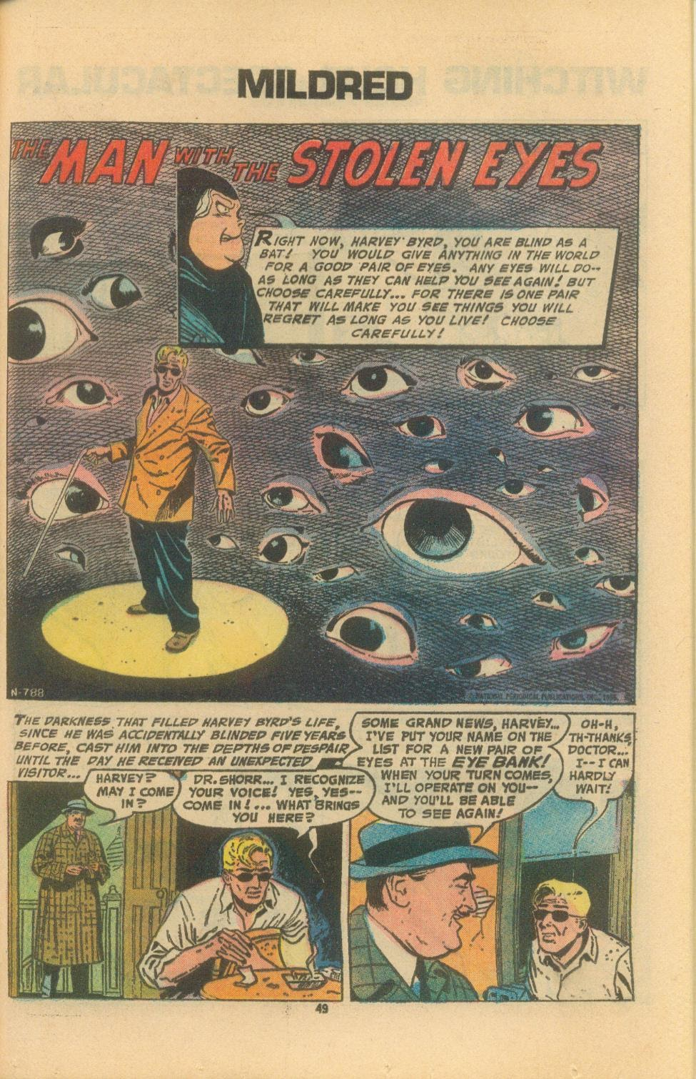 The Witching Hour (1969) issue 38 - Page 51