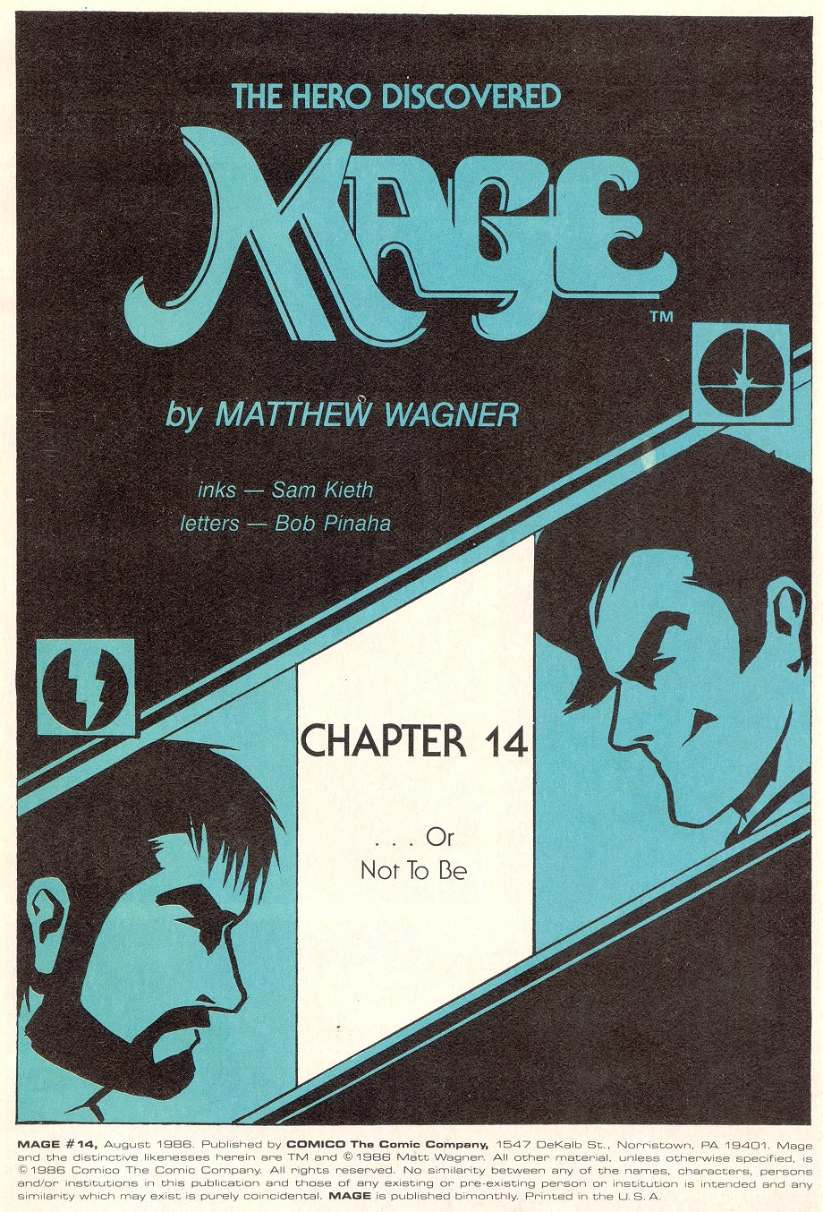 Read online Mage: The Hero Discovered comic -  Issue #14 - 3