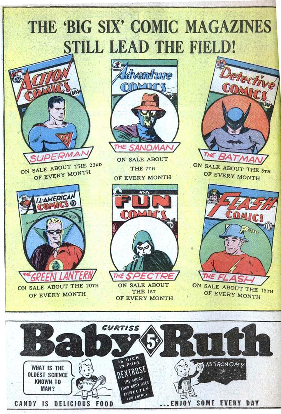 Read online Detective Comics (1937) comic -  Issue #43 - 66