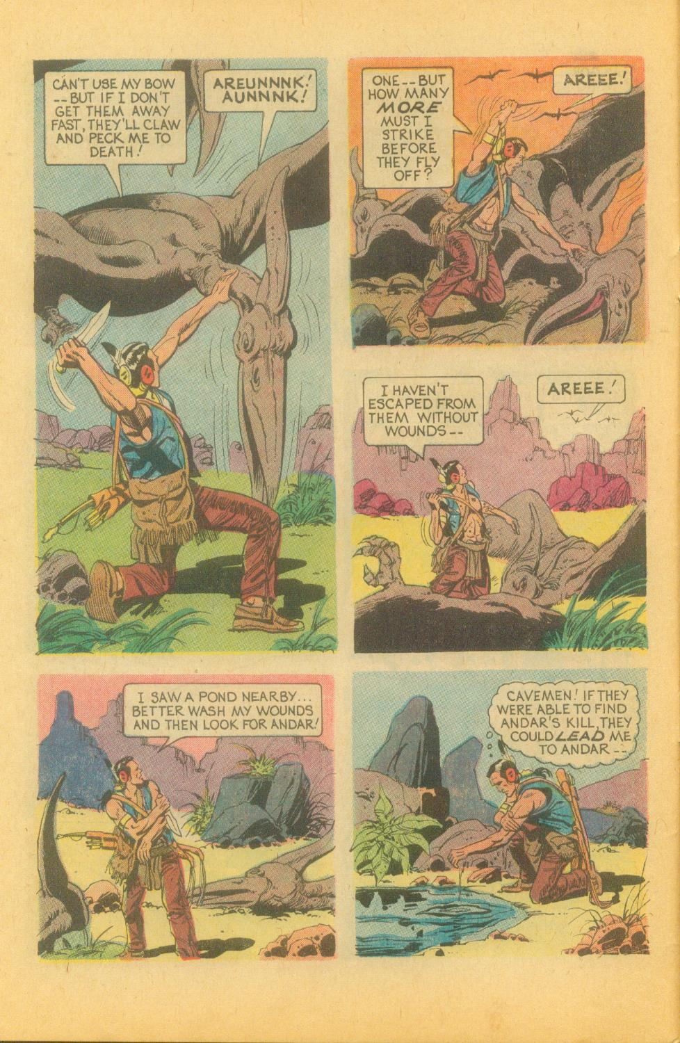 Read online Turok, Son of Stone comic -  Issue #89 - 10