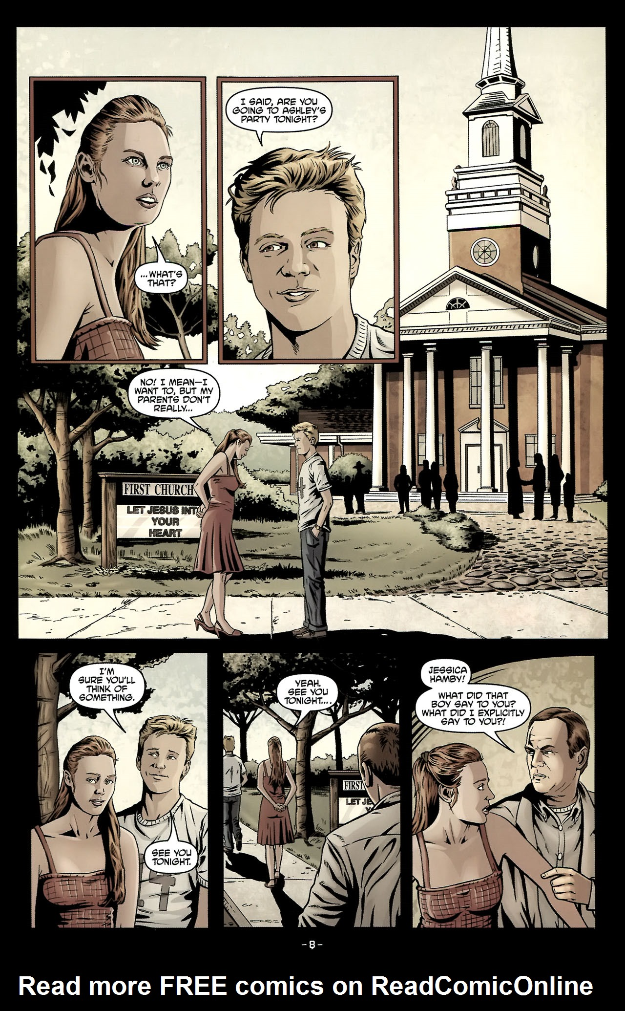 Read online True Blood: Tainted Love comic -  Issue #2 - 12