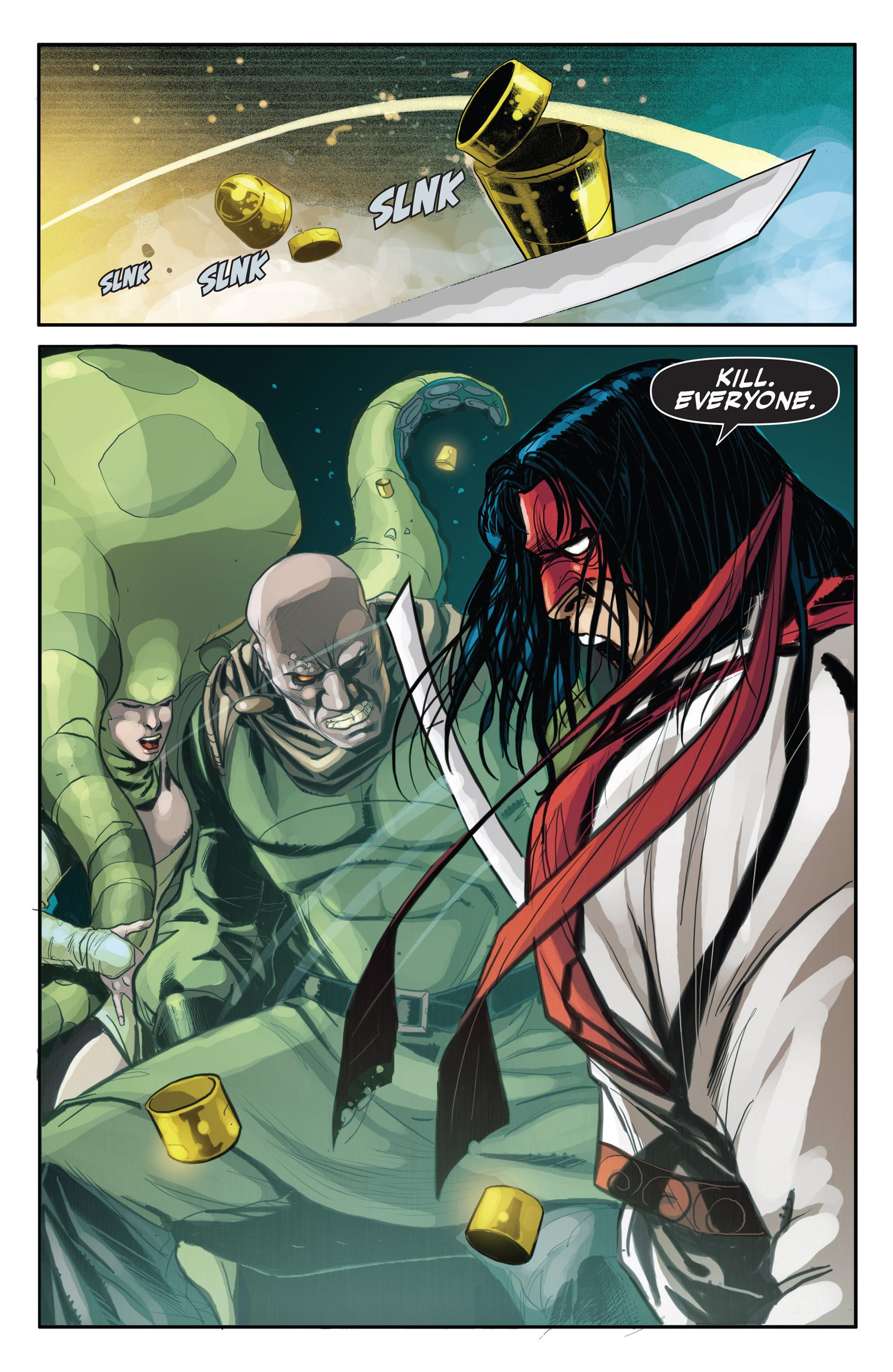 Read online Secret Warriors comic -  Issue #21 - 6