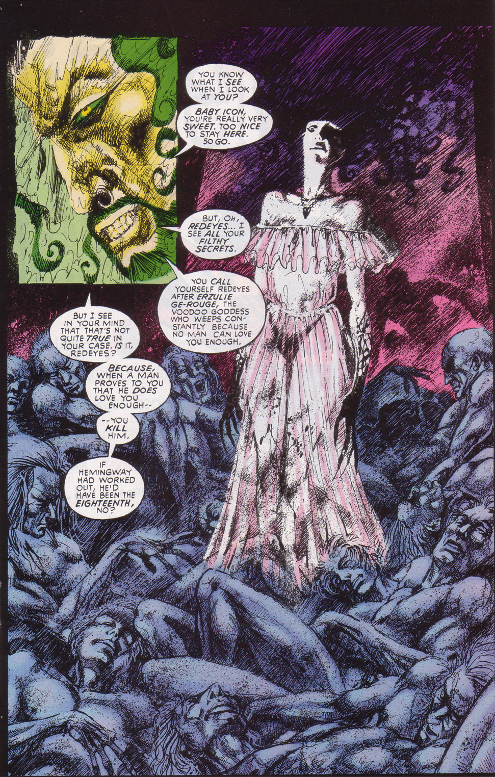 Read online Druid comic -  Issue #4 - 12