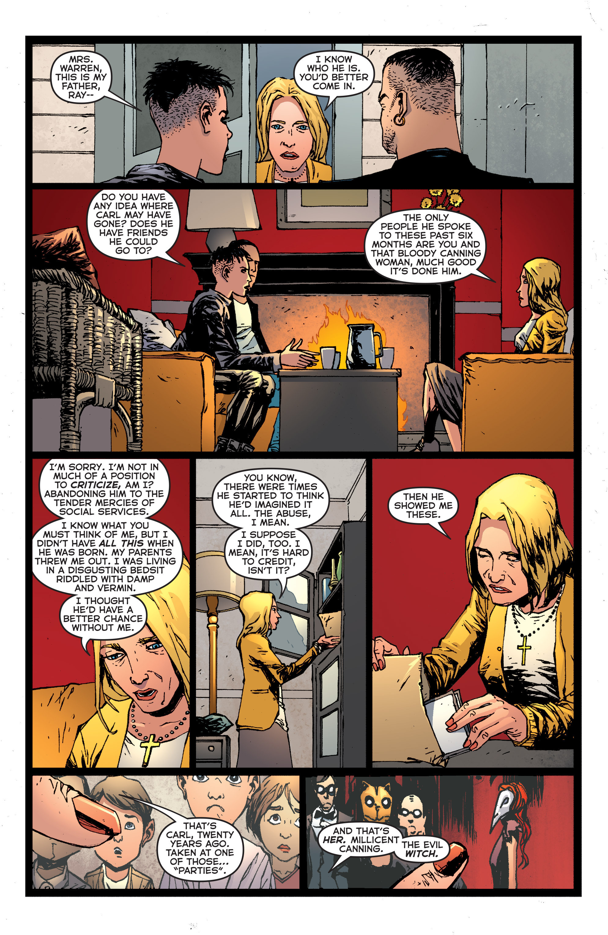 Read online Second Sight comic -  Issue #2 - 9