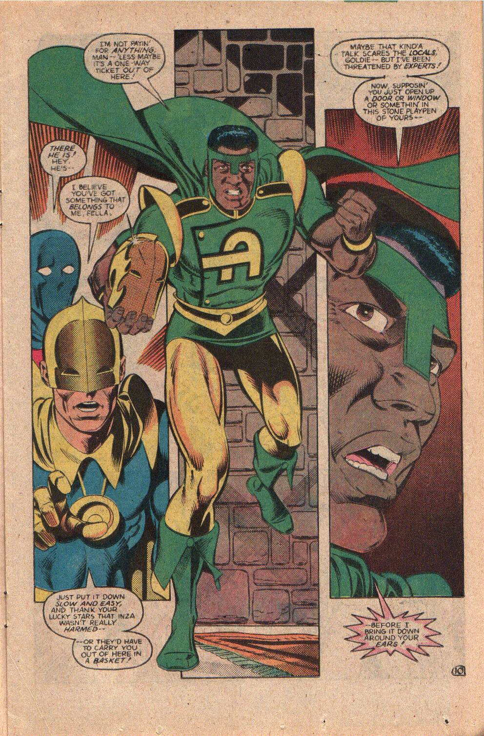 Read online All-Star Squadron comic -  Issue #23 - 15
