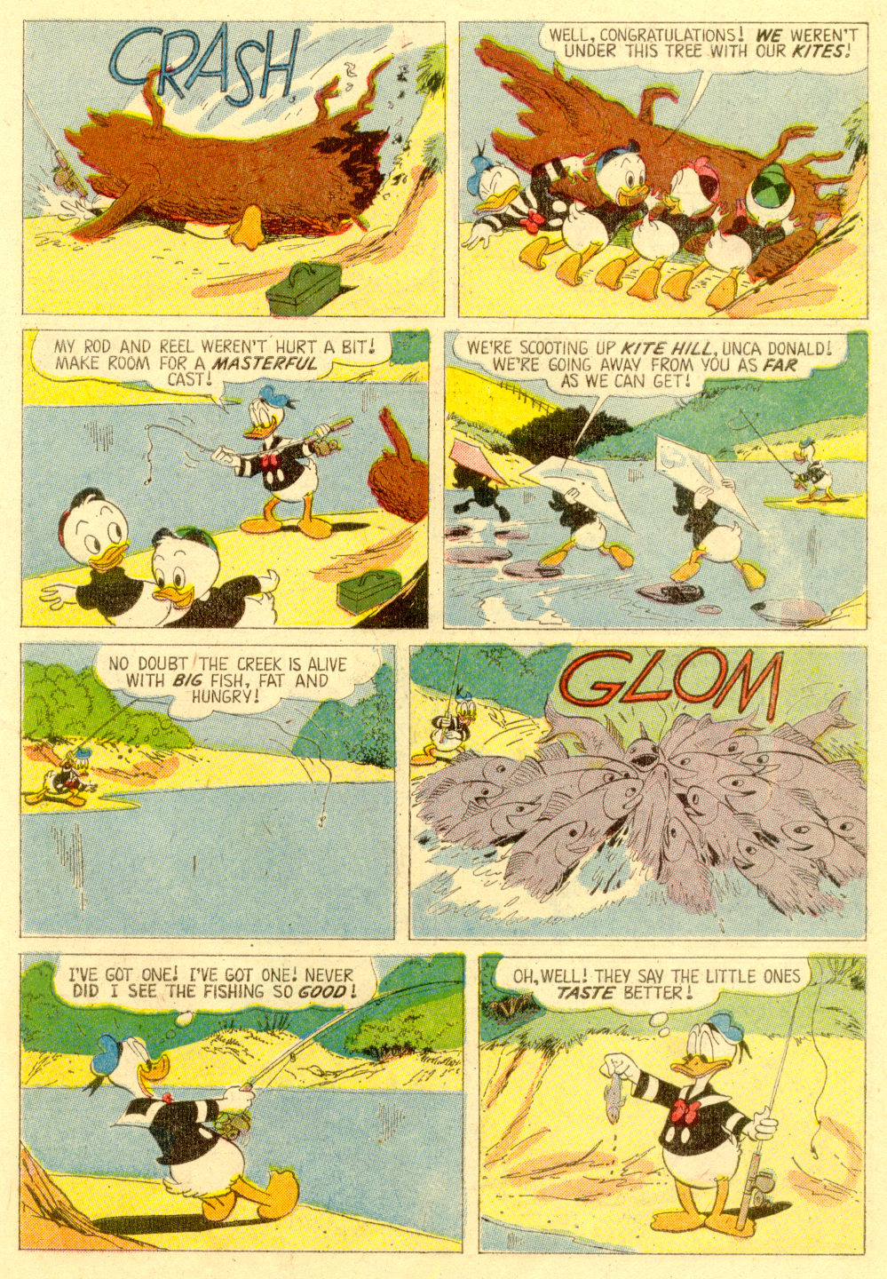 Walt Disney's Comics and Stories issue 223 - Page 7