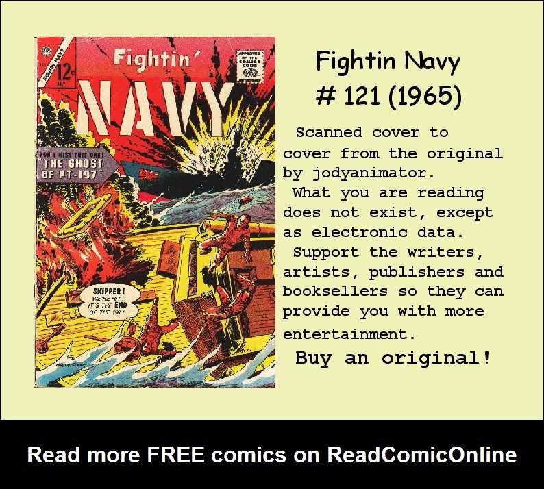 Read online Fightin' Navy comic -  Issue #121 - 37