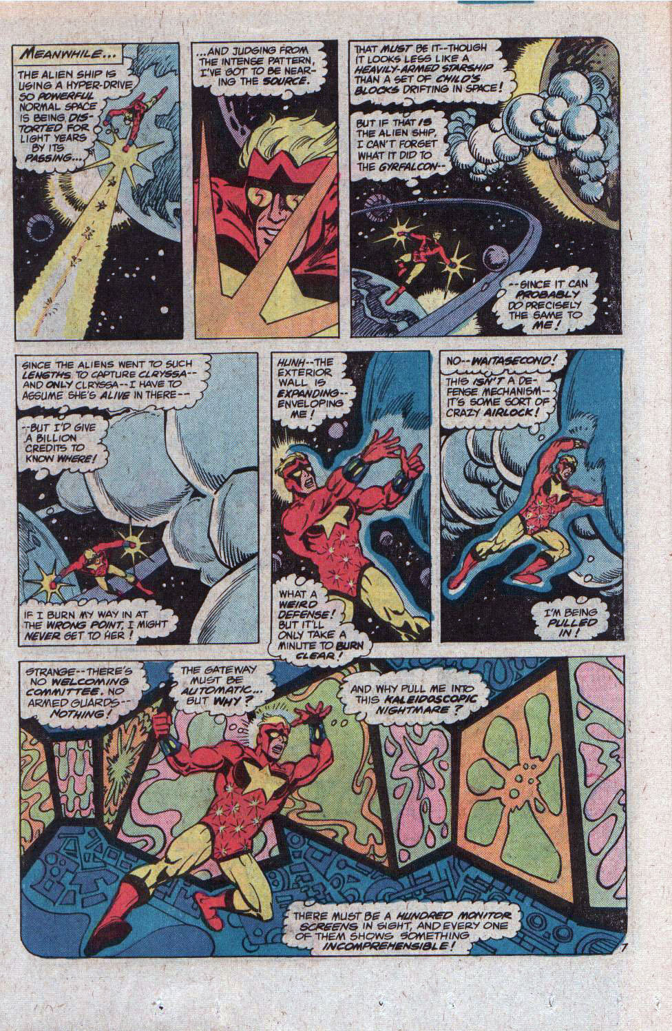 Read online Adventure Comics (1938) comic -  Issue #472 - 10