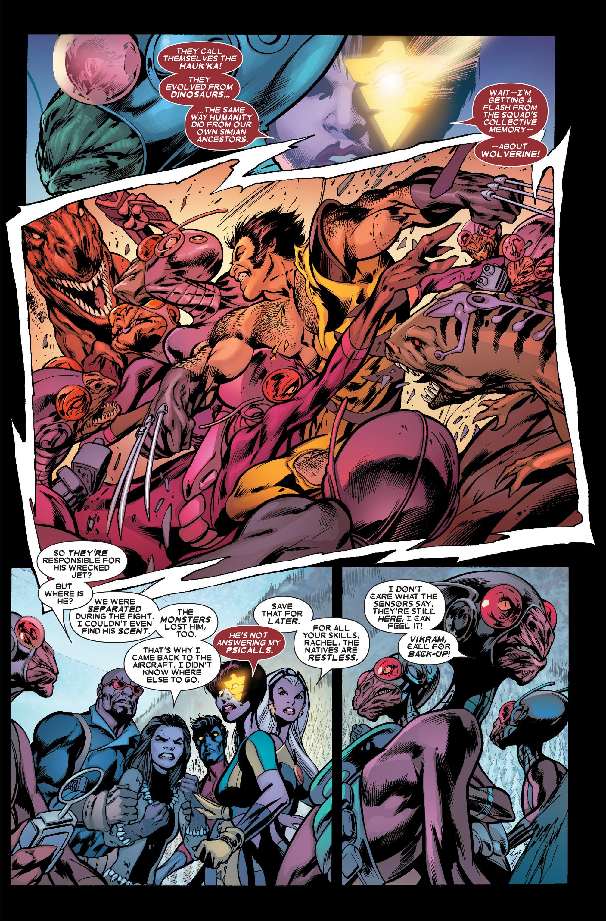 Read online Uncanny X-Men (1963) comic -  Issue #456 - 4