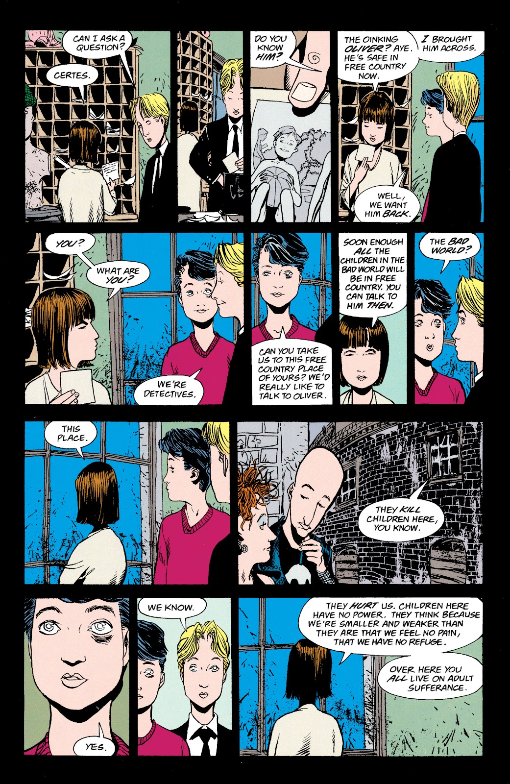 Read online The Children's Crusade comic -  Issue # _TPB (Part 1) - 56