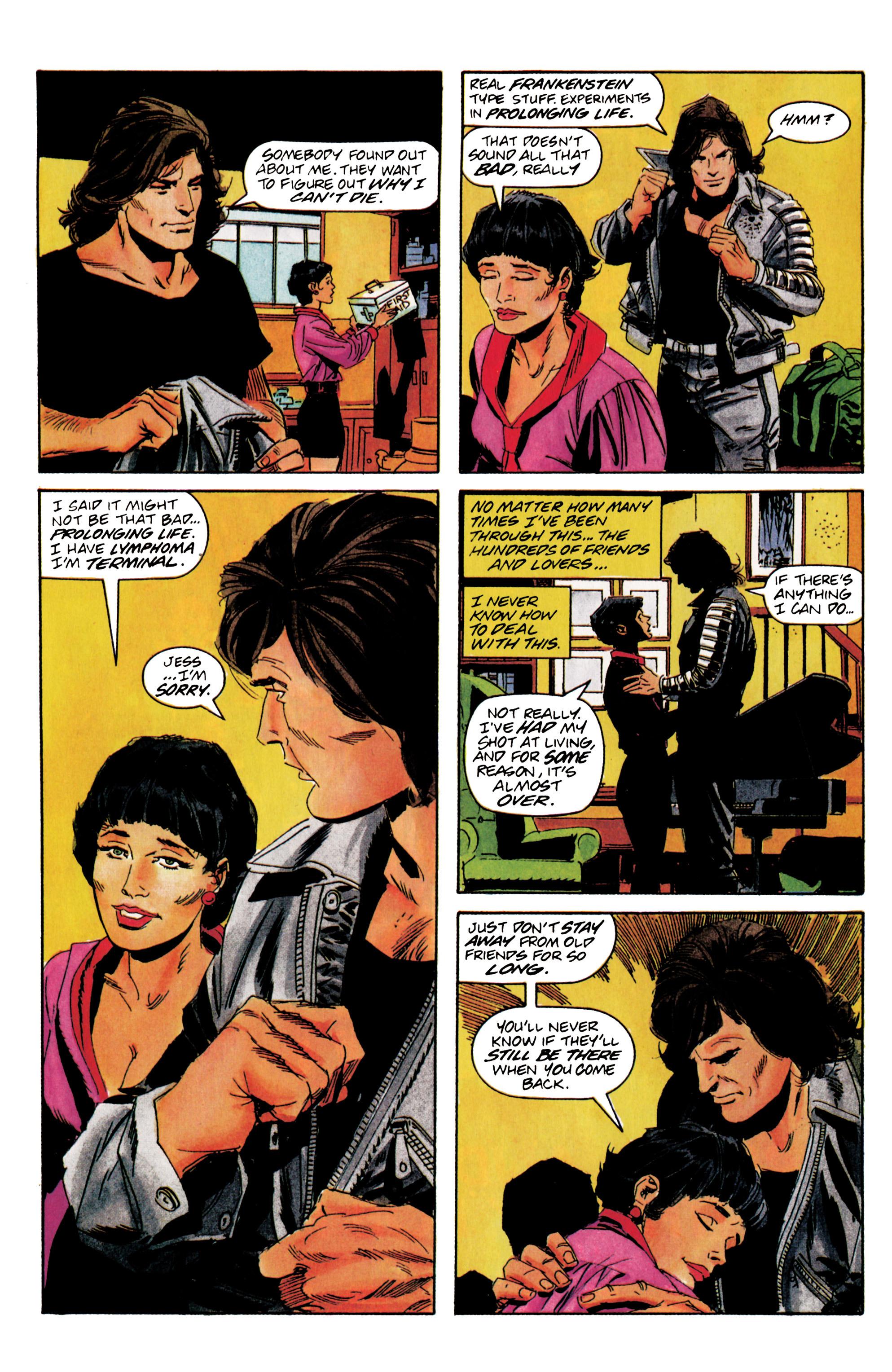 Read online Eternal Warrior (1992) comic -  Issue #5 - 17