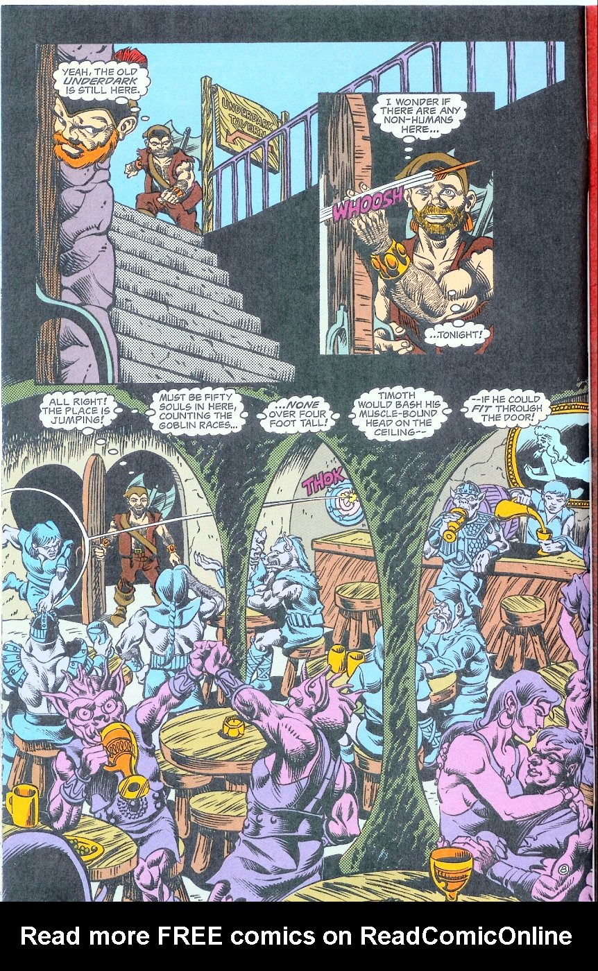 Read online Advanced Dungeons & Dragons comic -  Issue #Advanced Dungeons & Dragons _Annual - 9