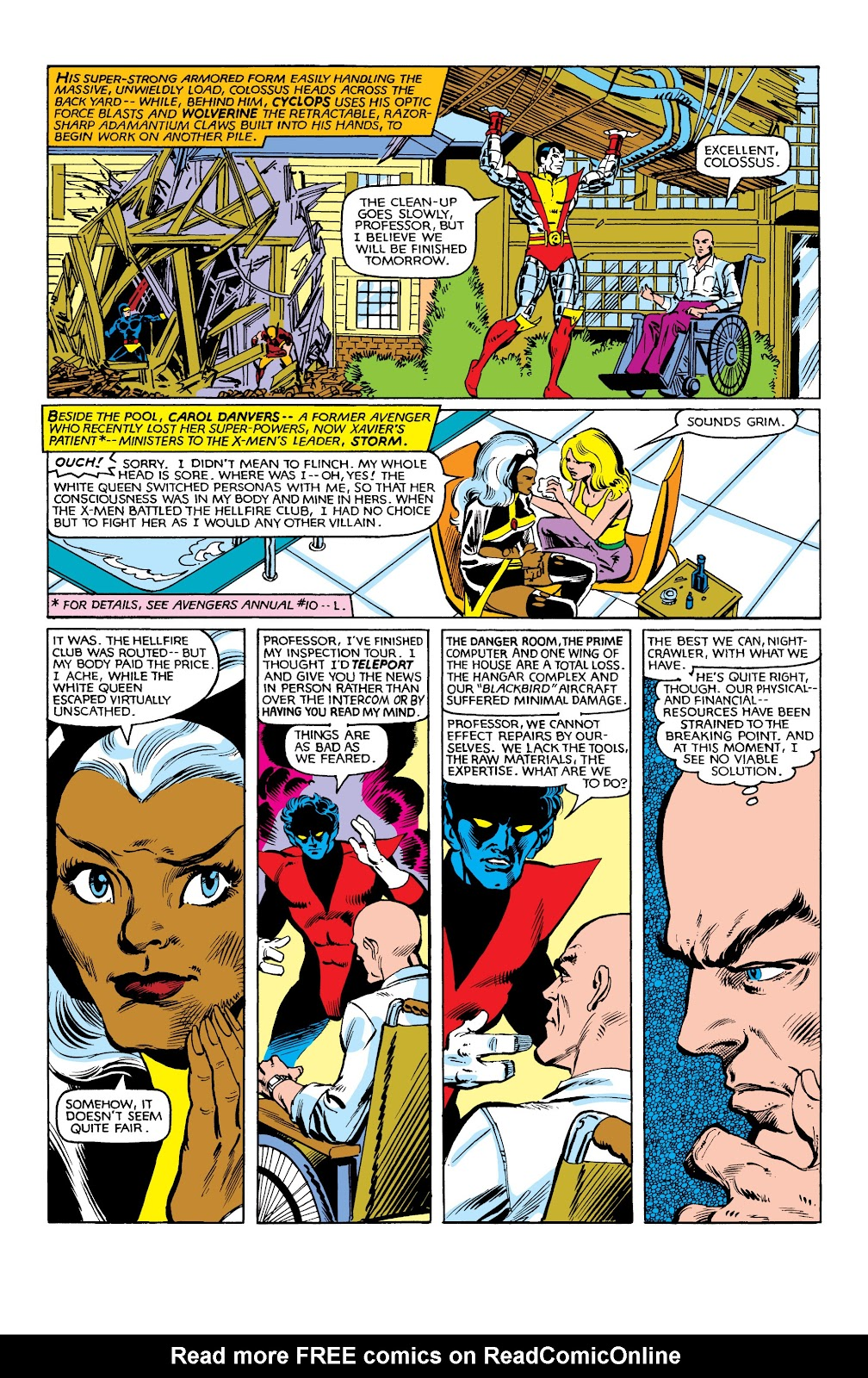 Uncanny X-Men (1963) issue 153 - Page 3