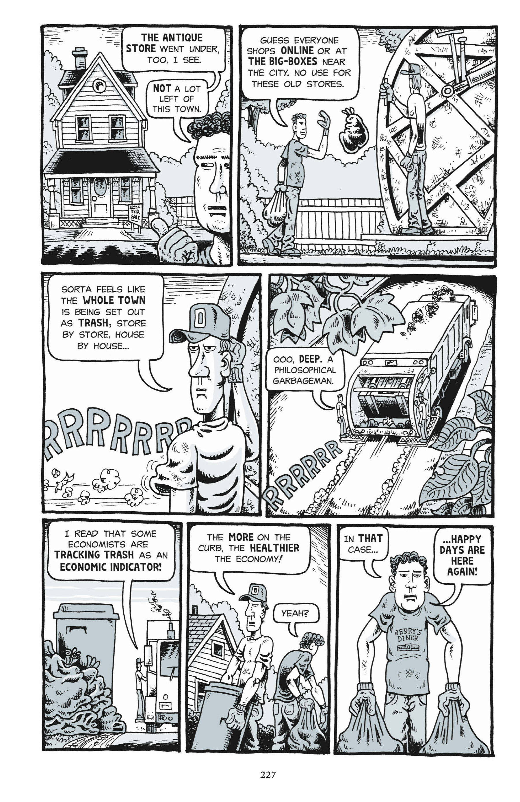 Read online Trashed comic -  Issue # Full - 219