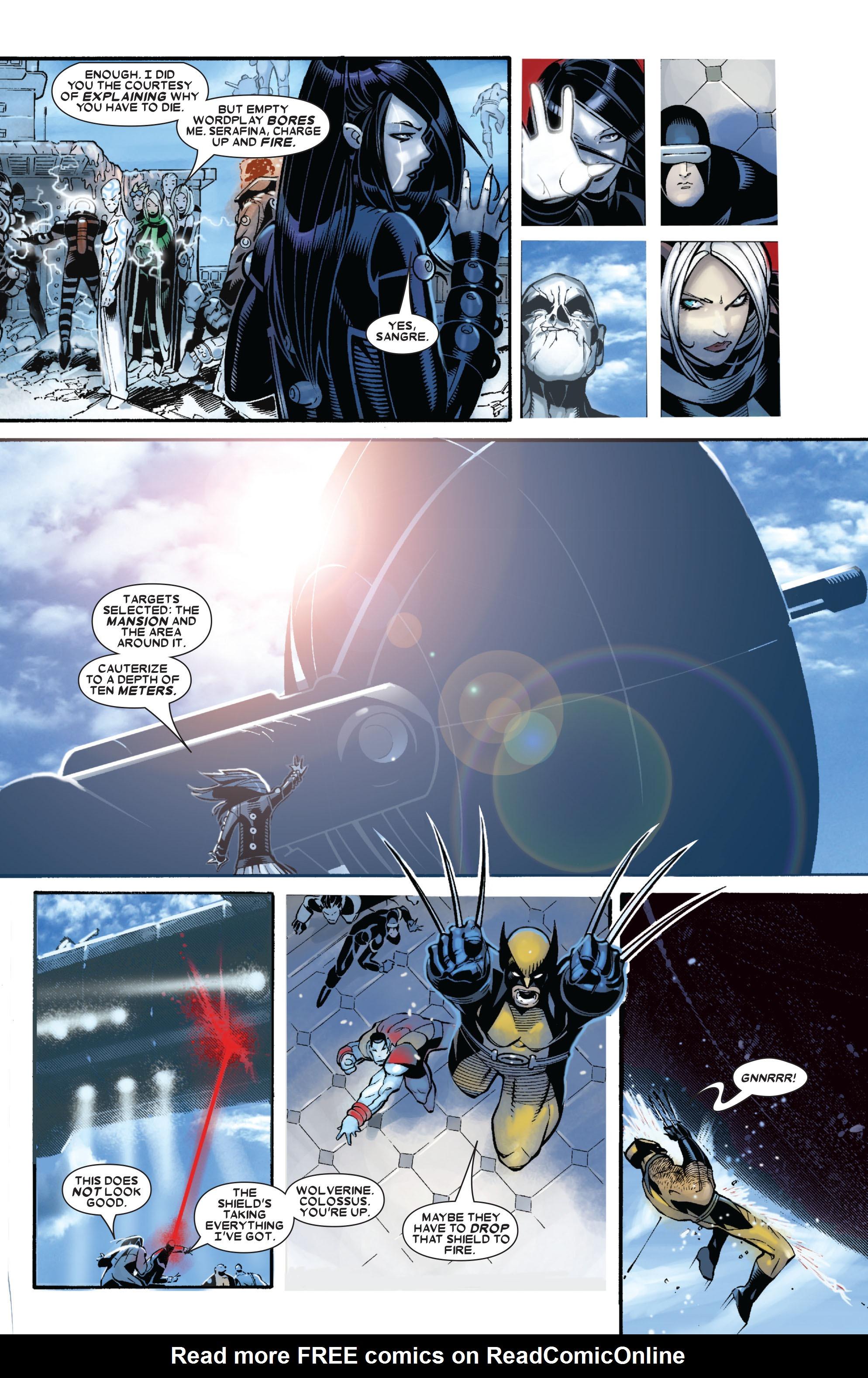 X-Men (1991) 193 Page 5