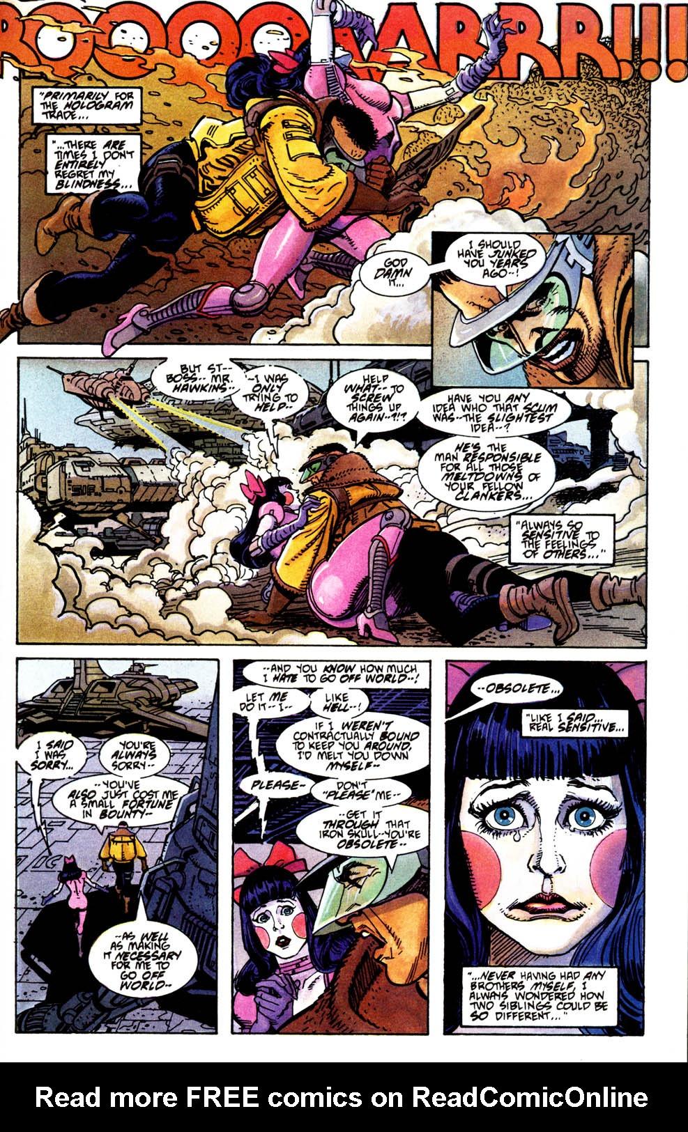 Read online Twilight comic -  Issue #2 - 18